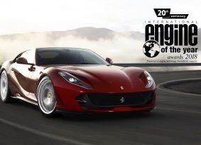 לא רק מכוניות יפות – מנועי פרארי ממשיכים לקטוף תארים