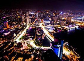 F1 סינגפור: המילטון מתקרב לאליפות חמישית