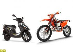 מכירות אופנועים וקטנועים ספטמבר: הרבה חגים, פחות מכירות