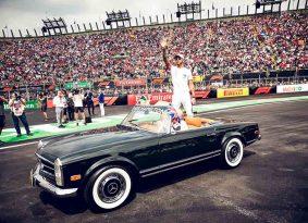 F1 מקסיקו: ורשטפן מנצח והמילטון אלוף עולם בפעם החמישית