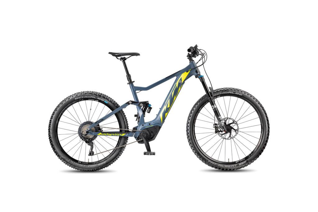 אופני השטח החשמליים החדשים של KTM, ה-MACINA KAPOHO 272 בארץ