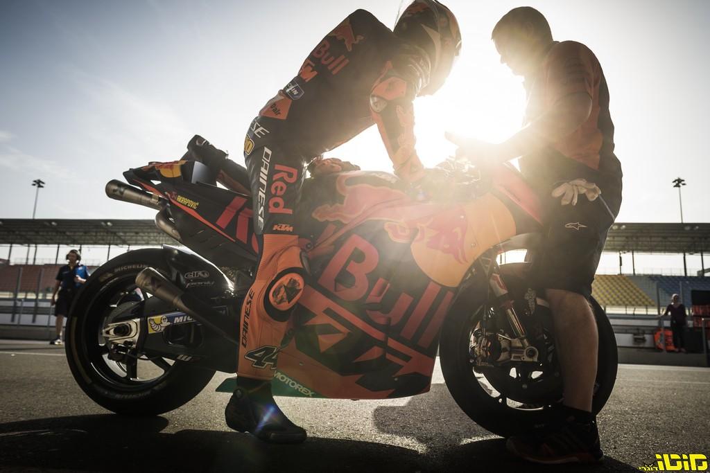 פרדי ספנסר: KTM תהפוך את עונת 2019 של המוטוGP לטובה אי פעם