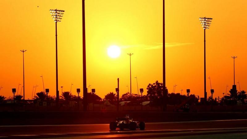 F1 אבו דאבי: פרישות, תאונות ואחד המילטון