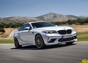 BMW M2 Competition החדשה בישראל