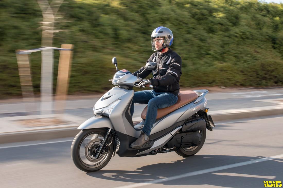 מוטו בוחן   סאן יאנג HD300 – גלגלים גדולים לכל פועל