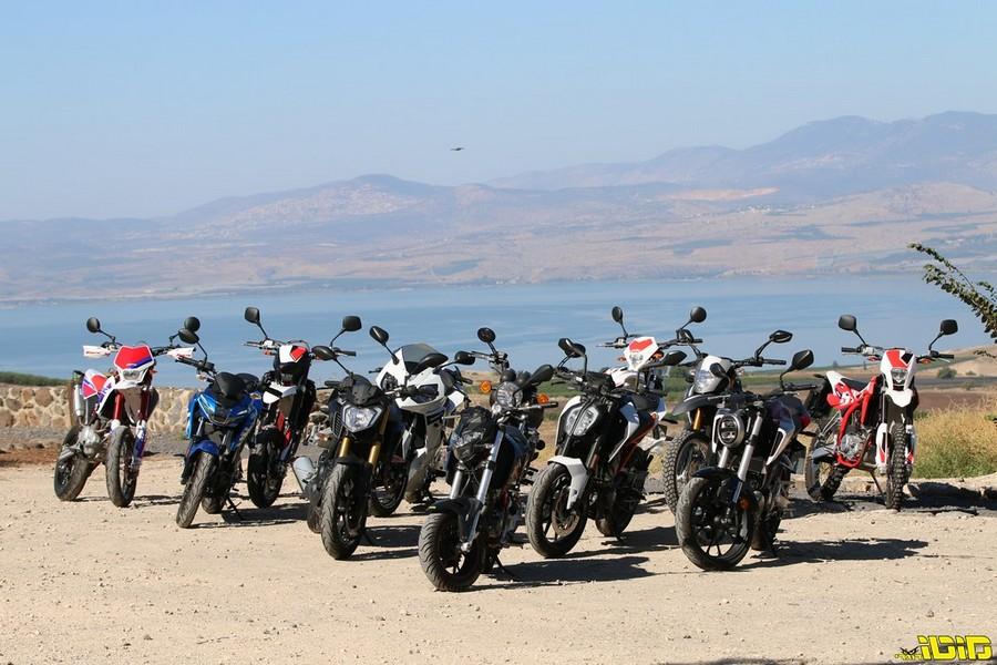 מסע מוטו2: הפעם בגרסת האופנועים
