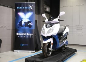 חברת בליץ מוטורס הישראלית משיקה את הבליץ 3000X