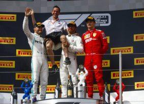 צרפת F1: חמישים גוונים של מרצדס