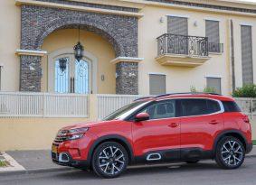איך אומרים SUV בצרפתית? C5 איירקרוס בארץ