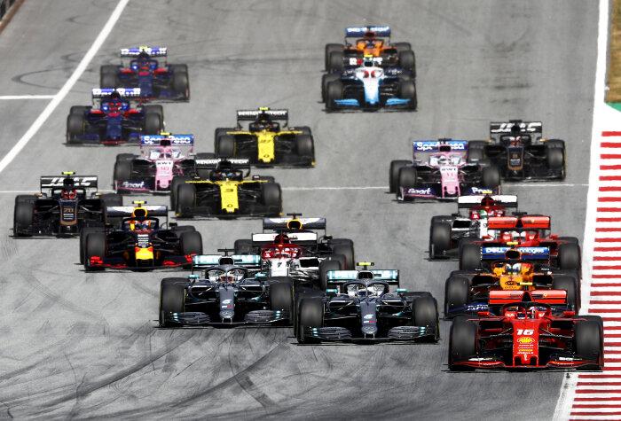 אוסטריה F1 מרוץ: סוף סוף ורשטפן