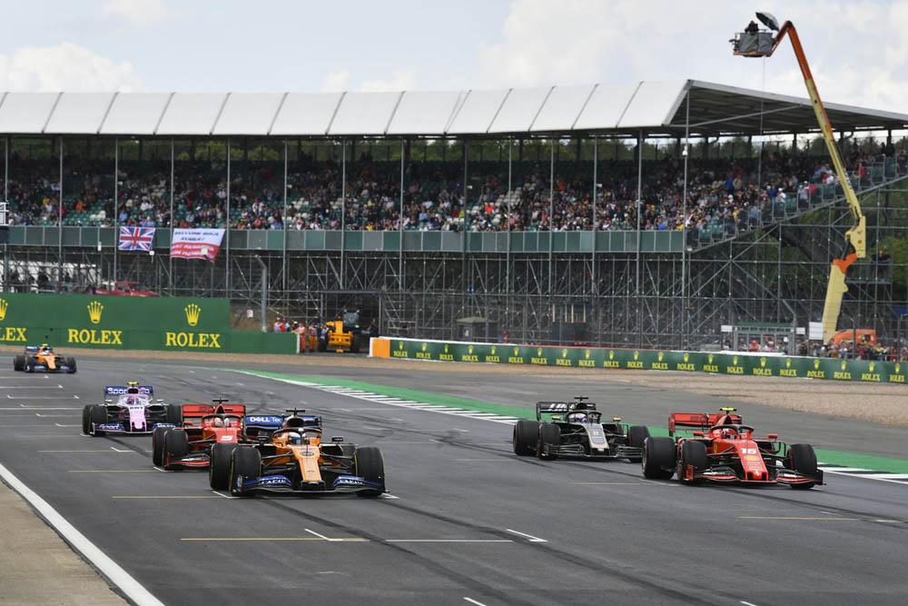 דירוג F1 אנגליה: מרצדס בפול, הפעם בוטס