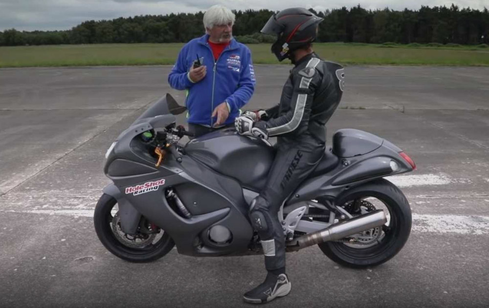 גיא מרטין עם שיא מהירות חדש על היאבוסה מוגדש