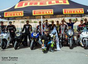 הכירו: קבוצת המרוצים אופנועי השרון – פירלי