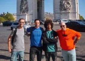 נבחרת ישראל במרוץ סופרמוטו האומות
