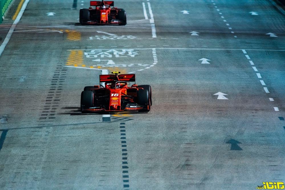 דירוג F1 סינגפור: הנסיך ממונאקו מכה שוב