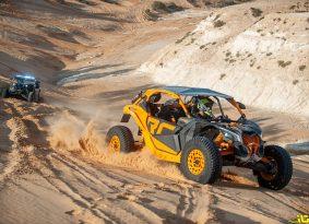 נהיגה ראשונה: קאן-אם מאבריק X3 דגם 2020