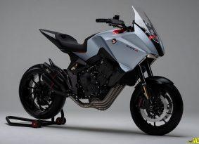 מילאנו: אופנוע ספורט-טורינג חדש להונדה