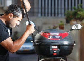 גנב האופנועים ואתה: אמצעי הגנה לשמירה על האופנוע