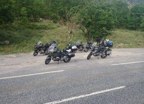"""ציוד לטיול אופנועים בחו""""ל"""