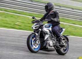 קימקו תייצר את האופנוע החשמלי RevoNEX באיטליה