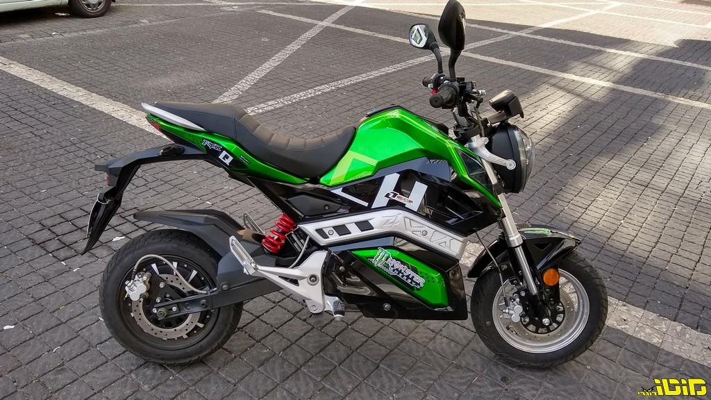 מדור פרסומי: אופנוע חשמלי עירוני