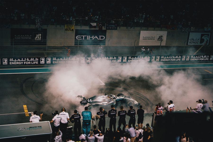 מרוץ F1 אבו דאבי: טיול של סוף שבוע