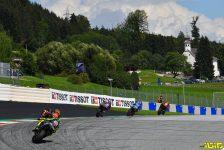 VALENTINO ROSSI ITA MONSTER ENERGY YAMAHA MotoGP YAMAHA MotoGP GP Austria 2020 (Circuit Red Bull Ring) 14-16.8.2020 photo: MICHELIN