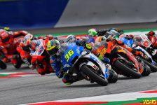 JOAN MIR SPA TEAM SUZUKI ECSTAR SUZUKI MotoGP GP Styria 2020 (Circuit Red Bull Ring) 21-23.8.2020 photo: MICHELIN