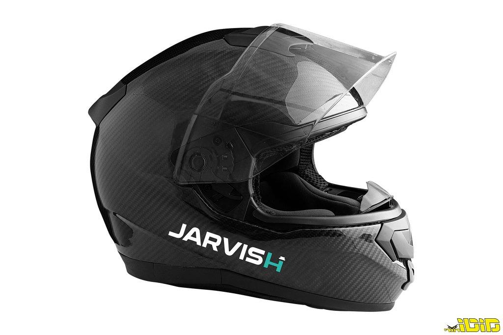 קסדה חכמה חדשה בישראל: JARVISH X