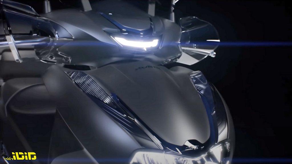 הונדה: SH350i חדש ב-2021