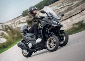 קימקו: תלת, קטנוע אדוונצ'ר וקטנוע חשמלי חדשים ל-2021
