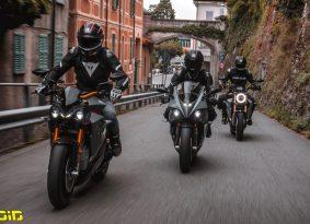 חדש בישראל: אופנועי אנרג'יקה החשמליים ביבוא ליגל