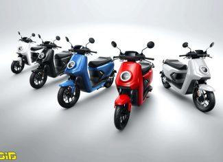 יצרנית הקטנועים החשמליים NIU מציגה דגם חדש: MQi-GT