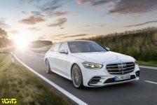 Mercedes-Benz S-Klasse, 2020, Outdoor, Fahraufnahme, Exterieur: Diamantweiß // Mercedes-Benz S-Class, 2020, outdoor, driving shot, exterior: diamond white