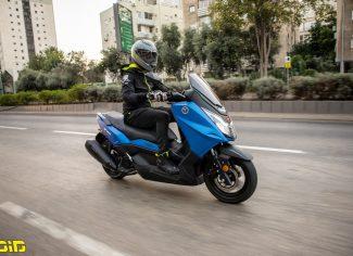 מבחן דרכים: קטנועי טארו T10 X-Ride 125 ו-T9 X-One 125