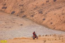 03 Price Toby (aus), KTM, Red Bull KTM Factory Team, Moto, Bike, action during the 7th stage of the Dakar 2021 between Ha'il and Sakaka, in Saudi Arabia on January 10, 2021 - Photo Florent Gooden / DPPI