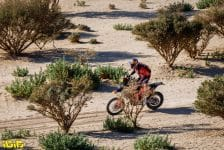 03 Price Toby (aus), KTM, Red Bull KTM Factory Team, Moto, Bike, action during the 1st stage of the Dakar 2021 between Jeddah and Bisha, in Saudi Arabia on January 3, 2021 - Photo Frederic Le Floc'h / DPPI