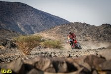 03 Price Toby (aus), KTM, Red Bull KTM Factory Team, Moto, Bike, action during the 4th stage of the Dakar 2021 between Wadi Al Dawasir and Riyadh, in Saudi Arabia on January 6, 2021 - Photo Antonin Vincent / DPPI