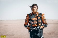#03 Price Toby (aus), KTM, Red Bull KTM Factory Team, Moto, Bike during the 4th stage of the Dakar 2021 between Wadi Al Dawasir and Riyadh, in Saudi Arabia on January 6, 2021 - Photo Horacio Cabilla