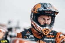 Price Toby (aus), KTM, Red Bull KTM Factory Team, Moto, Bike, portrait during the 5th stage of the Dakar 2021 between Riyadh and Al Qaisumah, in Saudi Arabia on January 7, 2021 - Photo Horacio Cabilla / A.S.O