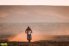 03 Price Toby (aus), KTM, Red Bull KTM Factory Team, Moto, Bike, action during the 8th stage of the Dakar 2021 between Sakaka and Neom, in Saudi Arabia on January 11, 2021 - Photo Frederic Le Floc'h / DPPI