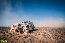 Dakar 2021 – 03/01/21 - Stage 1 – Jeddah – Bishah 353 Balazs Szalay