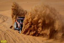 426 Knight Graham (gbr), Watson David (gbr), Polaris, Xtremeplus Polaris Factory Team, Motul, SSV Series - T4, action during the 2nd stage of the Dakar 2021 between Bisha and Wadi Al Dawasir, in Saudi Arabia on January 4, 2021 - Photo Florent Gooden / DPPI