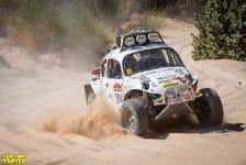204 Callewaert Benoit (bel), Morel Ghislain (bel), Volkswagen Racing Wings, Dakar Classic, action during the 3rd stage of the Dakar 2021 between Wadi Al Dawasir and Wadi Al Dawasir, in Saudi Arabia on January 4, 2021 - Photo Gustavo Epifanio / A.S.O