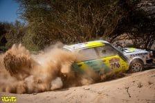 206 Klymvciw Ondrej (cze), Vlcek Petr (cze), 2WD, Klymciw Racing, Dakar Classic, action during the 3rd stage of the Dakar 2021 between Wadi Al Dawasir and Wadi Al Dawasir, in Saudi Arabia on January 4, 2021 - Photo Gustavo Epifanio / A.S.O
