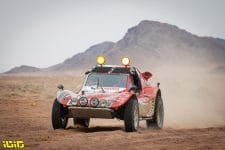 #229 Douton Marc (fra), Etienne Emilien (fra), Buggy, Team Sunhill, Dakar Classic, action during the 6th stage of the Dakar 2021 between Al Qaisumah and Ha'il, in Saudi Arabia on January 8, 2021 - Photo Gustavo Epifanio / Fotop