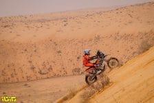 86 Herbst Charlie (fra), KTM, Team Charlie Herbst, Motul, Moto, Bike, action during the 7th stage of the Dakar 2021 between Ha'il and Sakaka, in Saudi Arabia on January 10, 2021 - Photo Florent Gooden / DPPI