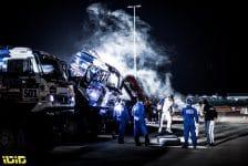 500 Karginov Andrey (rus), Mokeev Andrey (rus), Leonov Igor (rus), Kamaz, Kamaz - Master, Camion, Truck, action during the 7th stage of the Dakar 2021 between Ha'il and Sakaka, in Saudi Arabia on January 10, 2021 - Photo Charly Lopez
