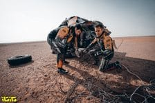 405 Farres Guell Gerard (esp), Monleon Armand (esp), Can-Am, Monster Engery Can-Am, Motul, SSV Series - T4, portrait during the 7th stage of the Dakar 2021 between Ha'il and Sakaka, in Saudi Arabia on January 10, 2021 - Photo Horacio Cabilla