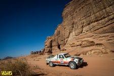 207 Camporese Roberto (ita), Fiori Umberto (ita), Peugeot, Camporese Fiori, Dakar Classic, action during the 9th stage of the Dakar 2021 between Neom and Neom, in Saudi Arabia on January 12, 2021 - Photo Gustavo Epifanio / A.S.O